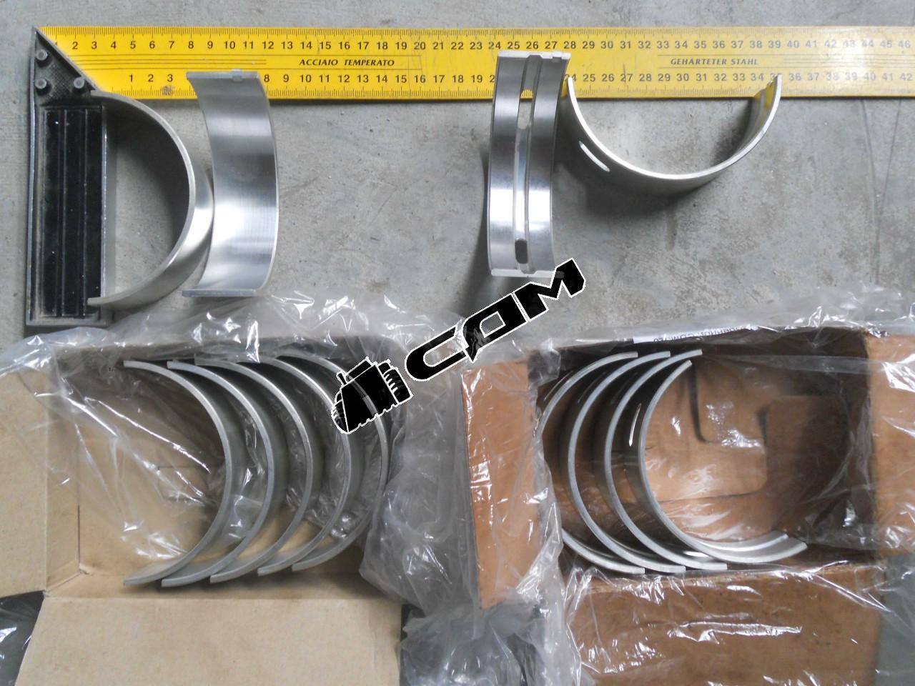 Вкладыш коренной (комплект) CDM520/1185 D02A-110-01A D02A-110-01A+D02A-112-01