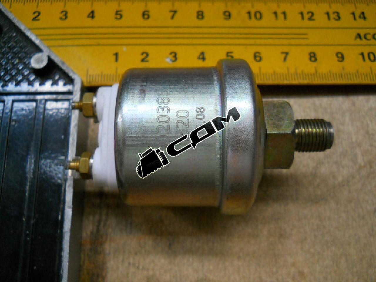 Датчик давления масла сенсорный CDM855,856  13020385