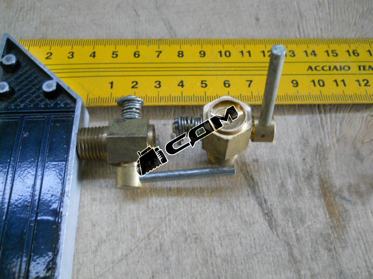 Кран радиатора CDM  13024409