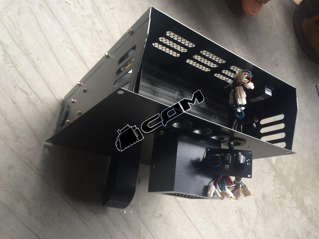 Отопитель салона (с кондиционером) CDM855  GKZ15-5.0A